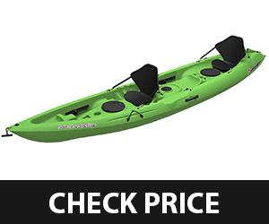 Sun Dolphin Bali 13.5 Tandem Kayak Review