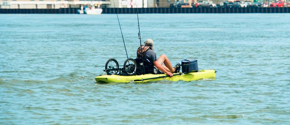 Kayak Cooler Usage