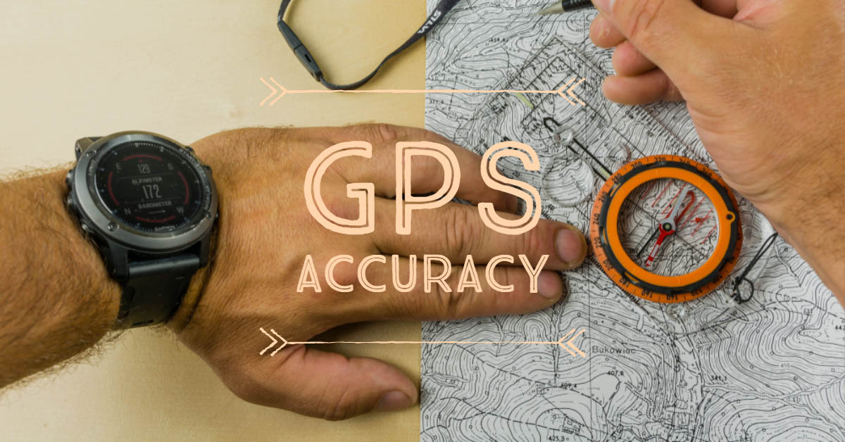 GPS Accuracy for Kayaking Watches
