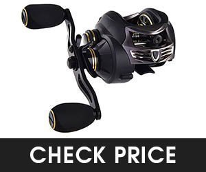 4 - KastKing Stealth Baitcasting Reel