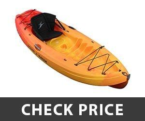 7 - Ocean Kayak Frenzy