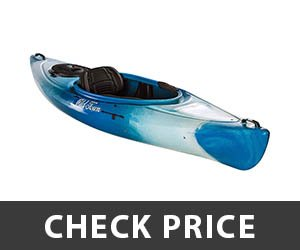8 - Old Town Heron 9xt Kids Kayak