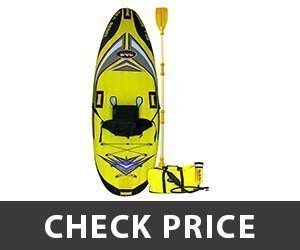 10 - Rave Sports Sea Rebel Kayak