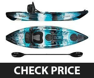 Vibe Skipjack 90 Review The Coolest Fishing Kayak