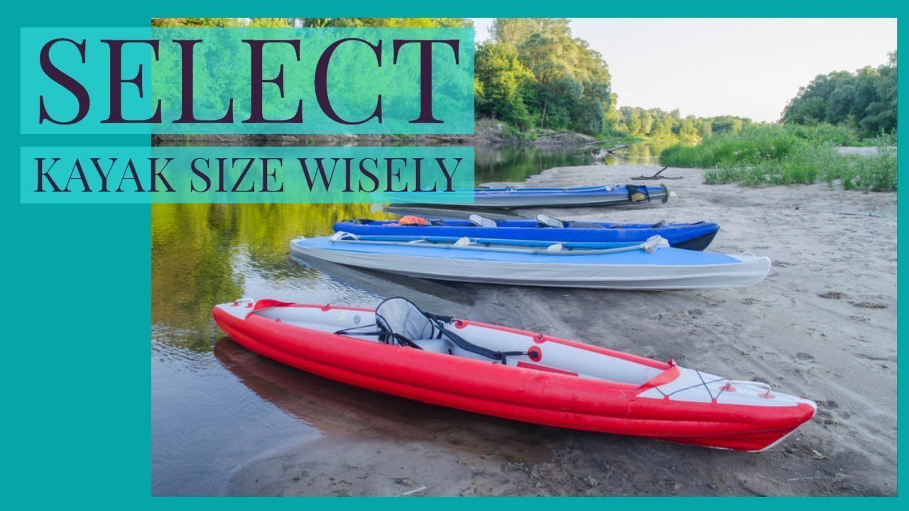 inflatable Kayak sizes
