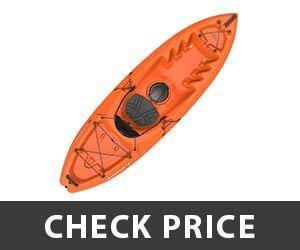 4 - Emotion Spitfire Sit On Top Kayak