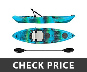 2 - Vibe Kayaks Yellowfin 100