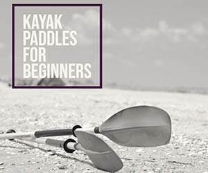 kayak paddles for beginners