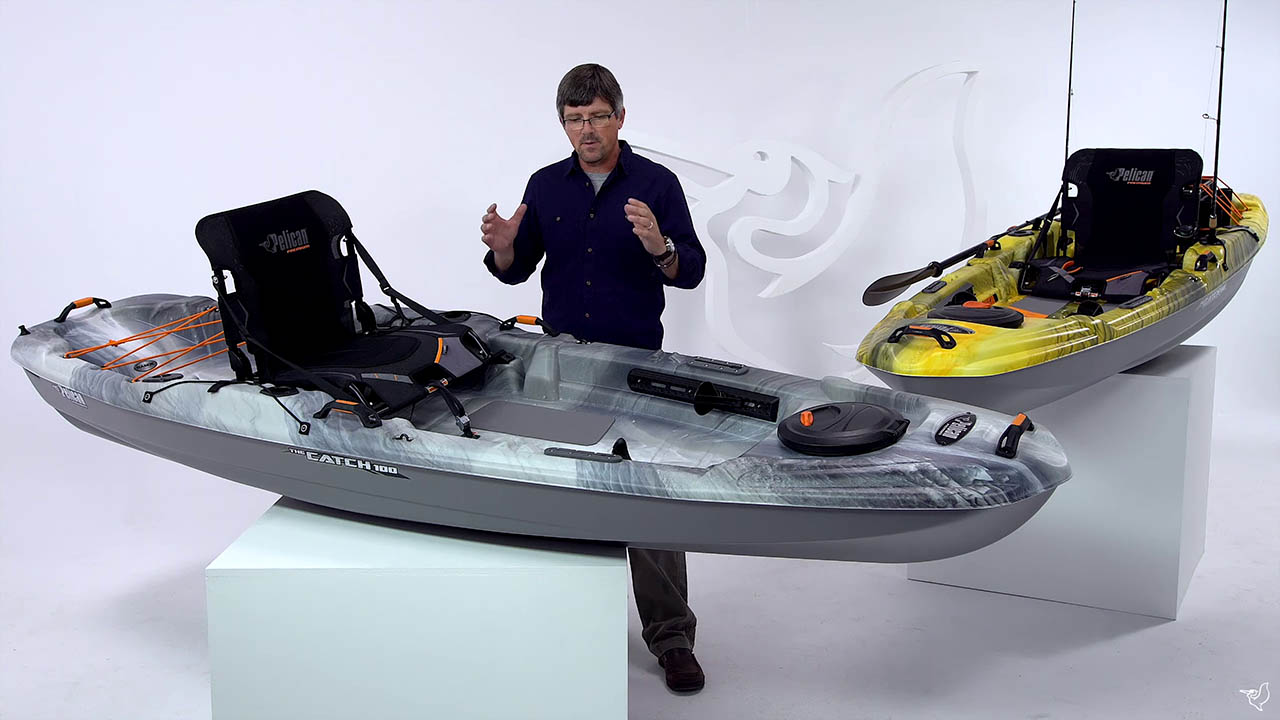 Pelican Catch 100 Review - What Makes it the Best Kayak at