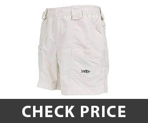 10 - AFTCO M01 Original Traditional Fishing Shorts