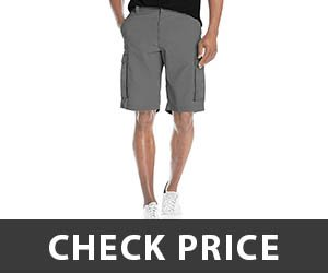 4 - Agile Mens Cargo Shorts