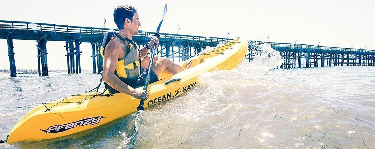 Ocean Kayak Frenzy Stability