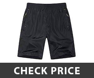 7 - Sofishie Men's Quick Dry Shorts