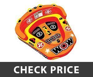 10 - Wow Sports Bingo Towable Tube