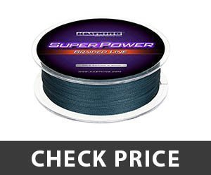 2 - KastKing SuperPower Braided Fishing Line