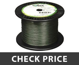 1 - Power Pro Spectra Fiber Braided Fishing Line