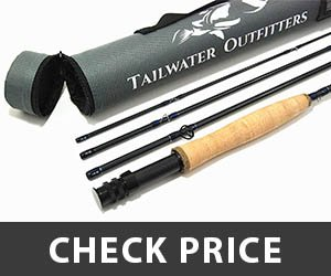 1 - Tailwater Outfitters Fly Rod