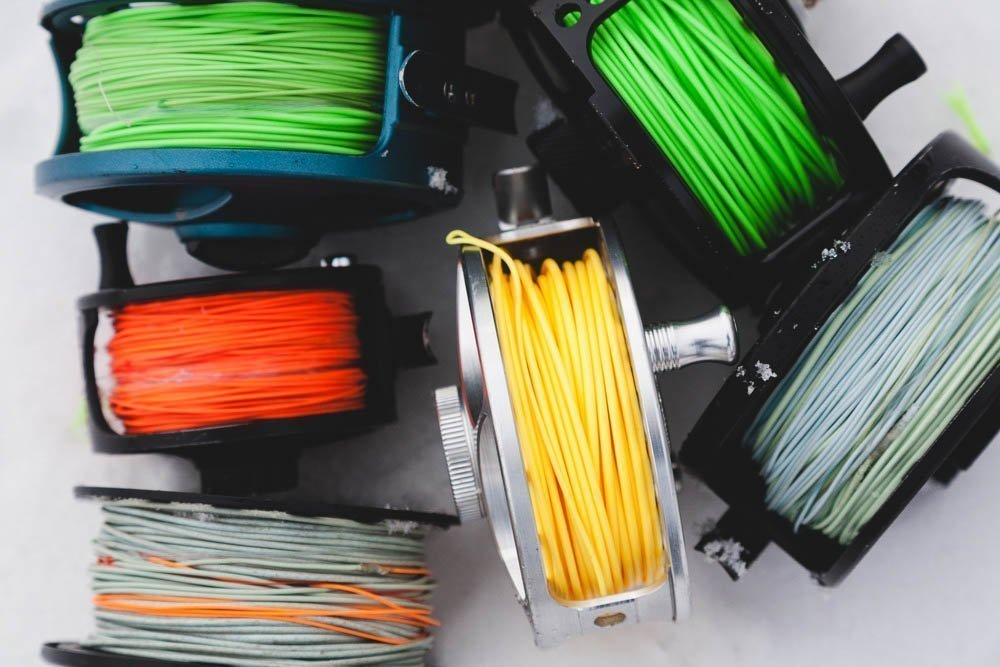 importance of fishing line color