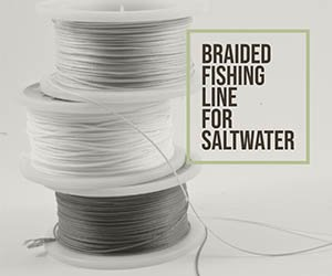 saltwater braided fishing line