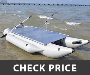 7 - Aquos Pontoon Boat