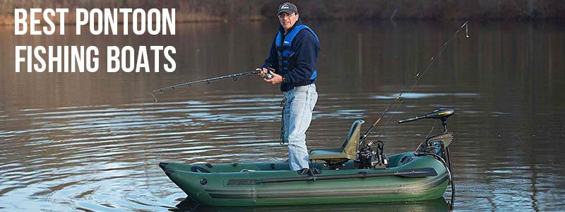 Best Pontoon Fishing Boats