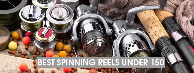 Best Spinning Reels Under 150