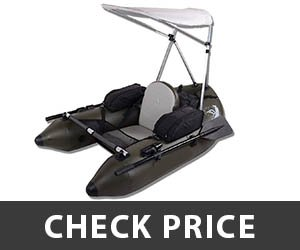 9 - Dama Pontoon Boat