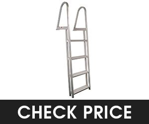 4 - Extreme Max 4 Step Dock Ladder