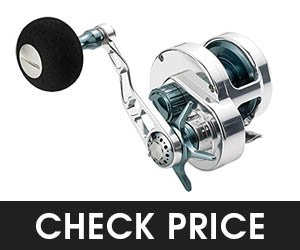 Maxell hybrid conventional jigging reel