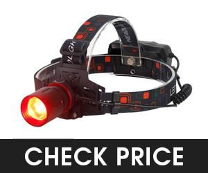 WindFire Brightest Hunting Headlamp