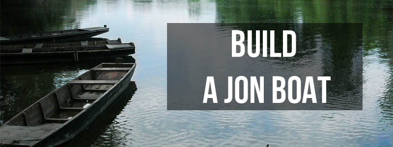 How to Build a Jon boat