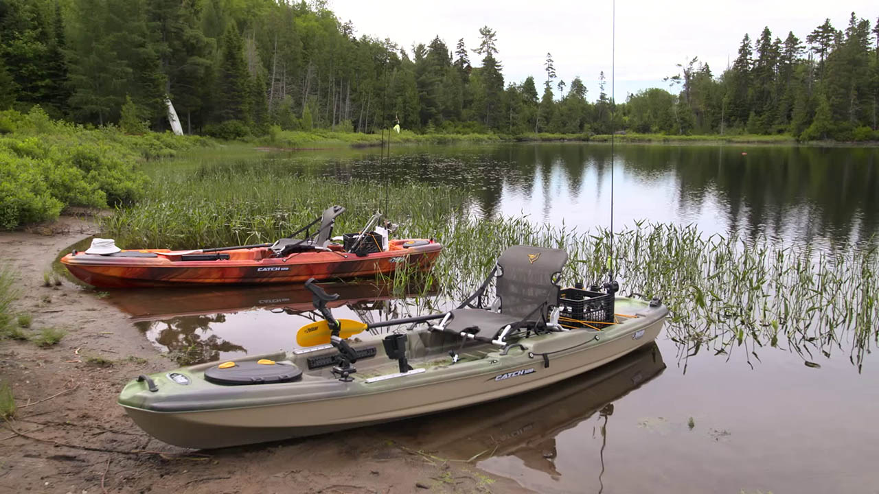 The Catch 120 Kayak Weight