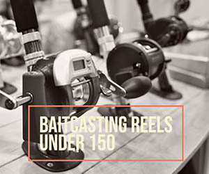 Baitcasting Reels Under 150