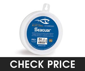 Seaguar Blue Label 25 Fluorocarbon Fishing Line