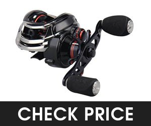kastking royale legend baitcasting fishing reel