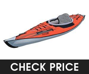 Advanced Elements AdvancedFrame Recreational Kayak