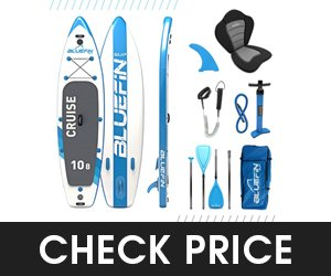 Bluefin SUP Stand Up Recreational Paddle Board