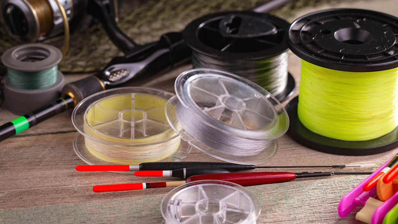 Fluorocarbon vs Monofilament vs Braided Fishing Line