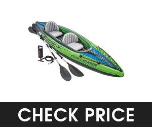 Intex Challenger K2 Recreational Kayak