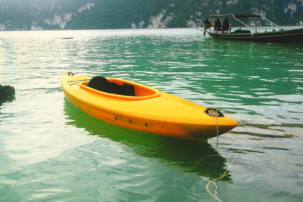 Recreational Kayak Material