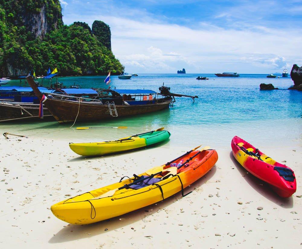 Recreational Kayak Types
