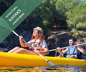 Recreational Kayaks Under $500