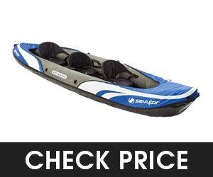 Sevylor Big Basin 3-Person Recreational Kayak