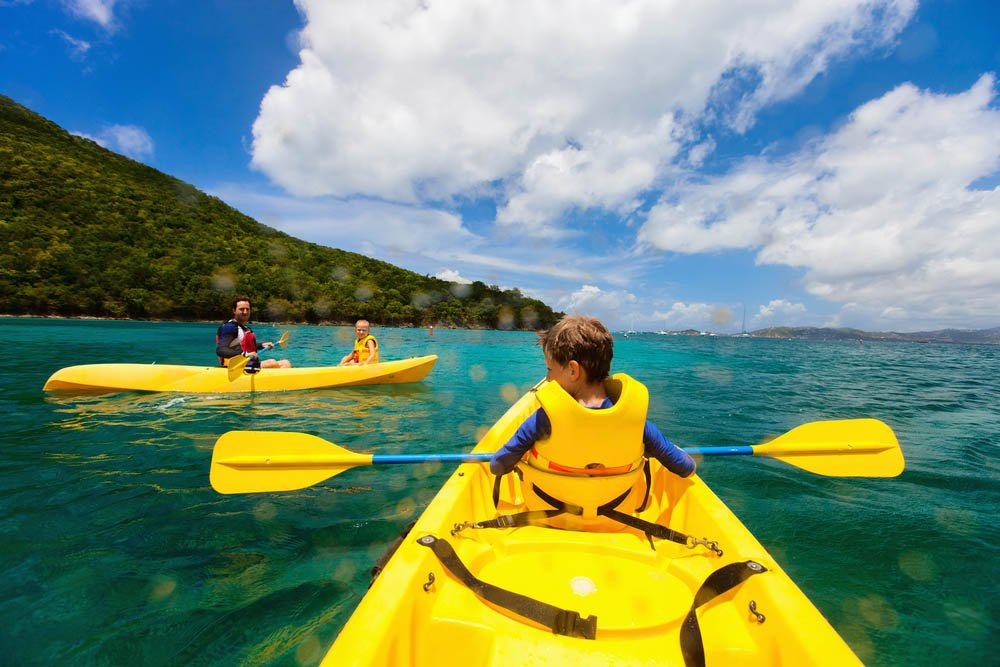 Touring Vs Recreational Kayaks