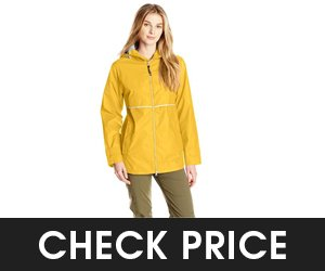 Charles River Apparel Womens New Englander Raincoat