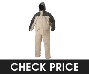 Coleman PVC Nylon Raincoat