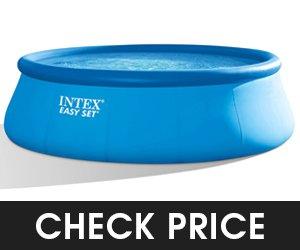 Intex 15ft X Pool Set