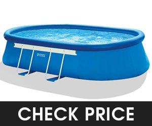 Intex 18ft Oval Frame Pool