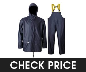 Navis Marine Waterproof with Pants 3 Pieces Raincoat