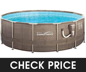Summer Waves 14ft Pool